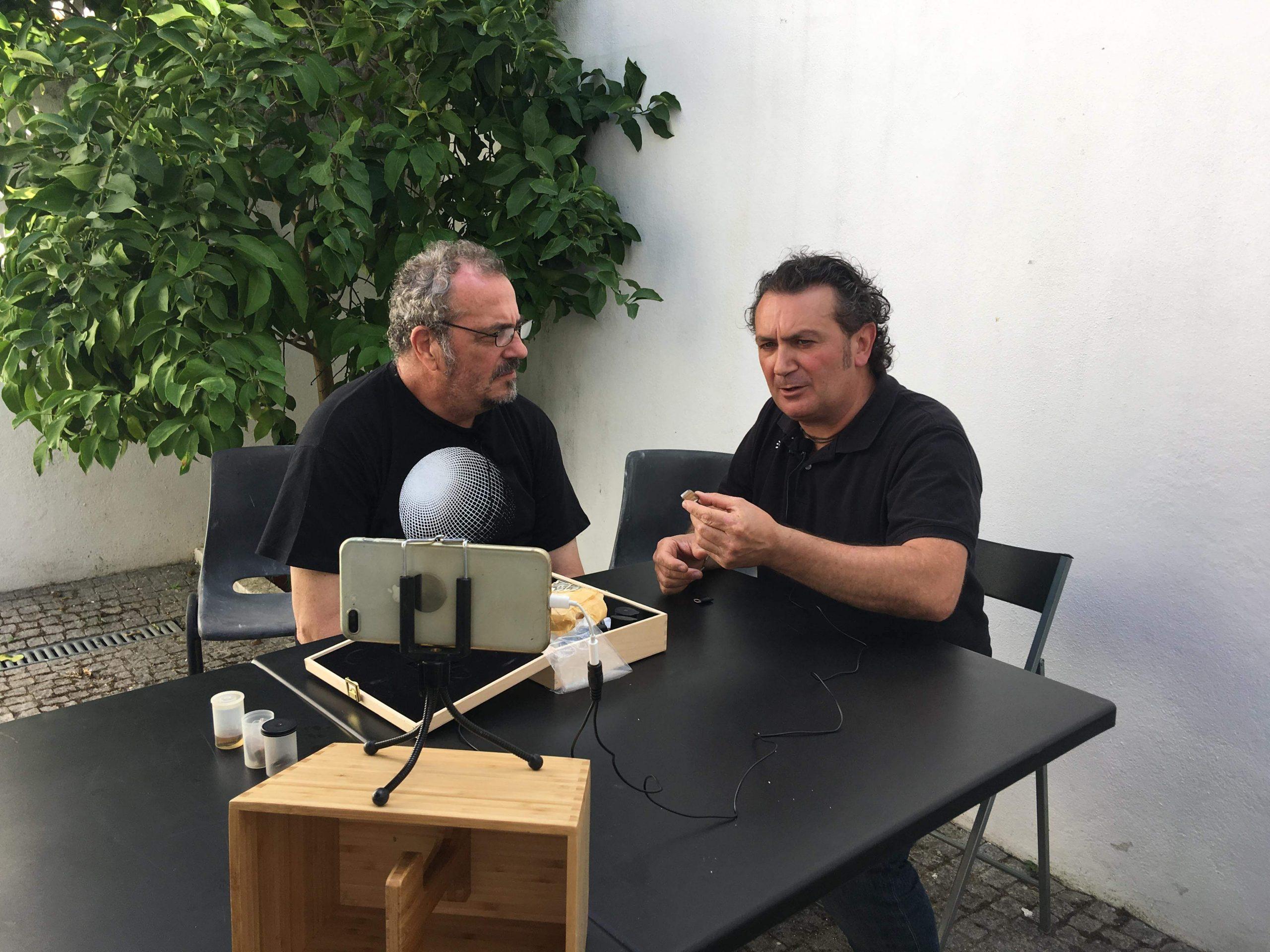 #5 Encuentros Titiriteros con Manuel Días (Trulé) Portugal