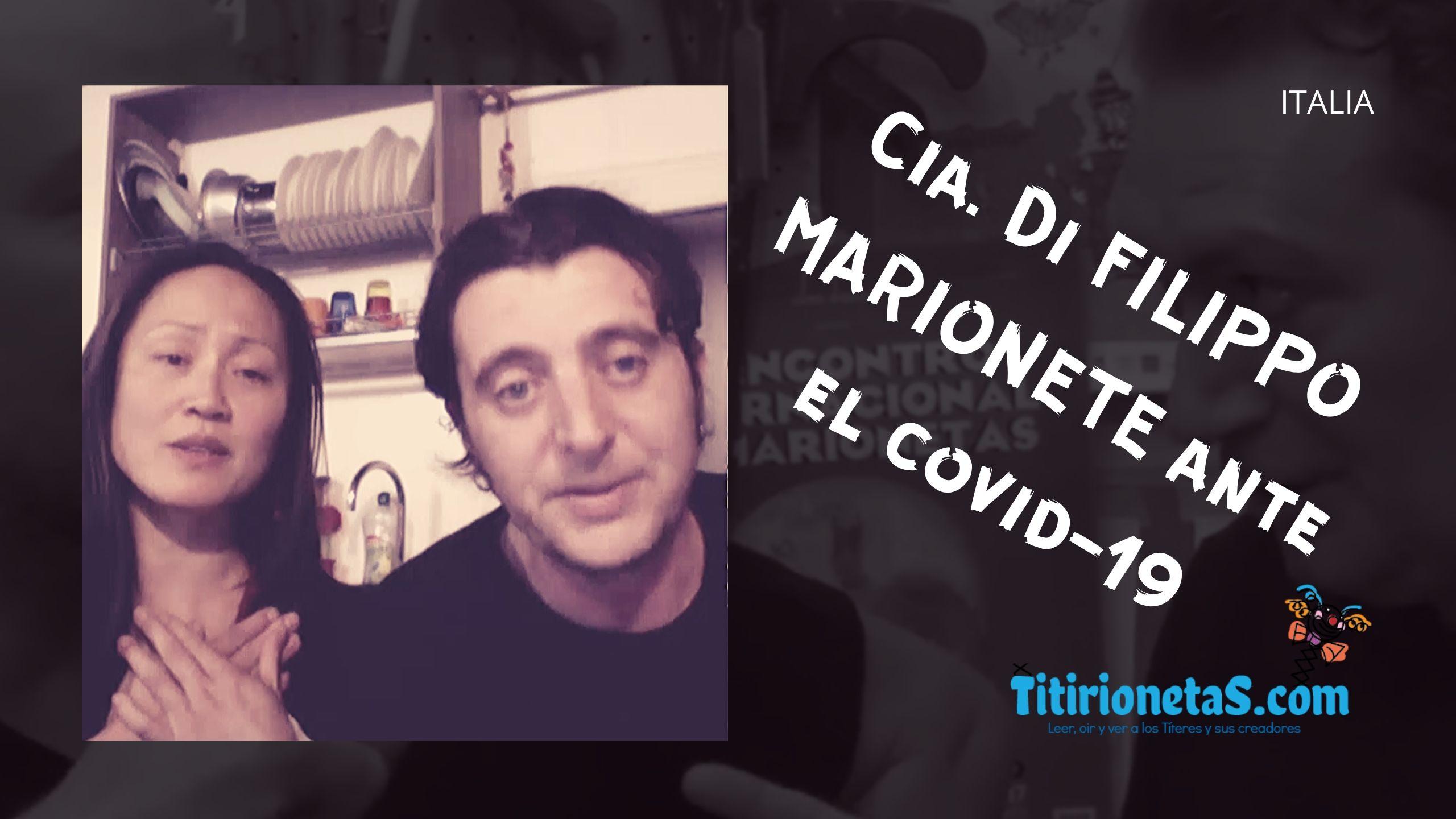 Di Filippo Marionete (Italia) ante el COVID-19