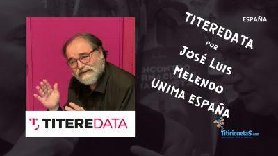 ¿Sabes que es TitereDATA? José Luis Melendo nos lo cuenta.